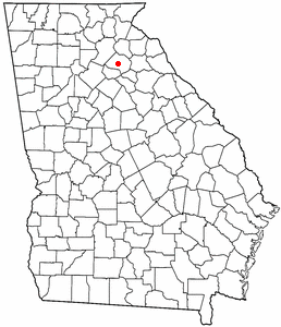 Loko di Jefferson, Georgia