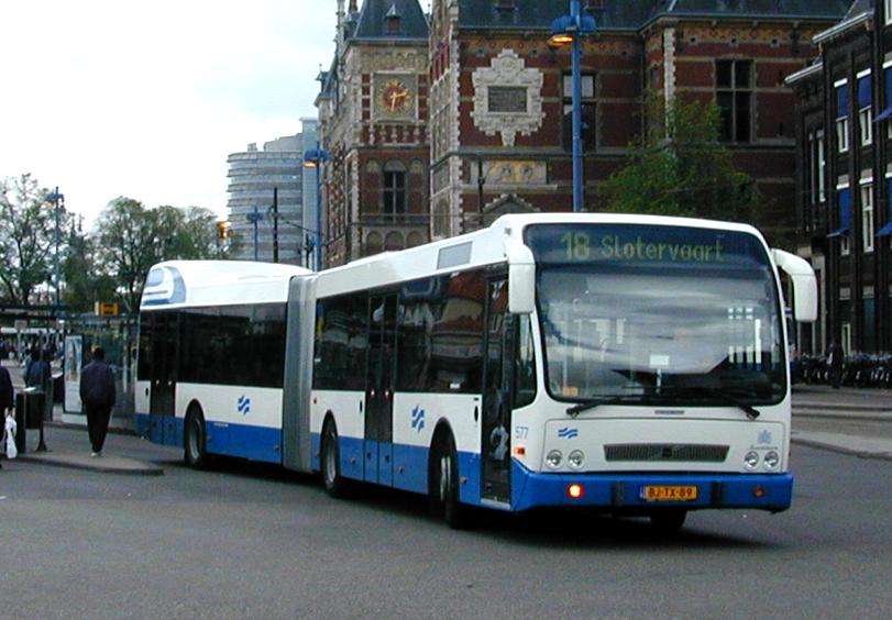 Image result for bus amsterdam 18 buiten brouwersstraat
