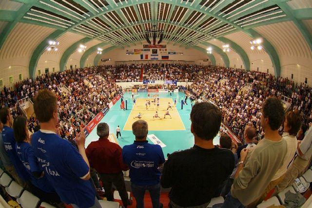 Centre municipal des sports wikip dia for Piscine gilbert bozon