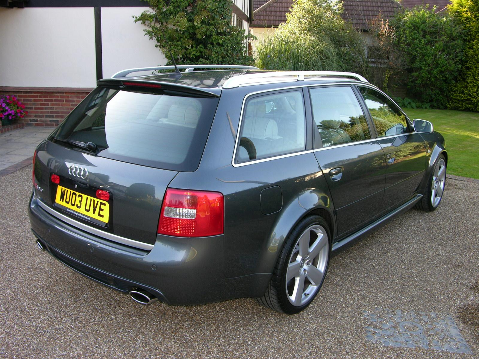 Windshield Replacement Come To You >> RS6 Avant rear spoiler?
