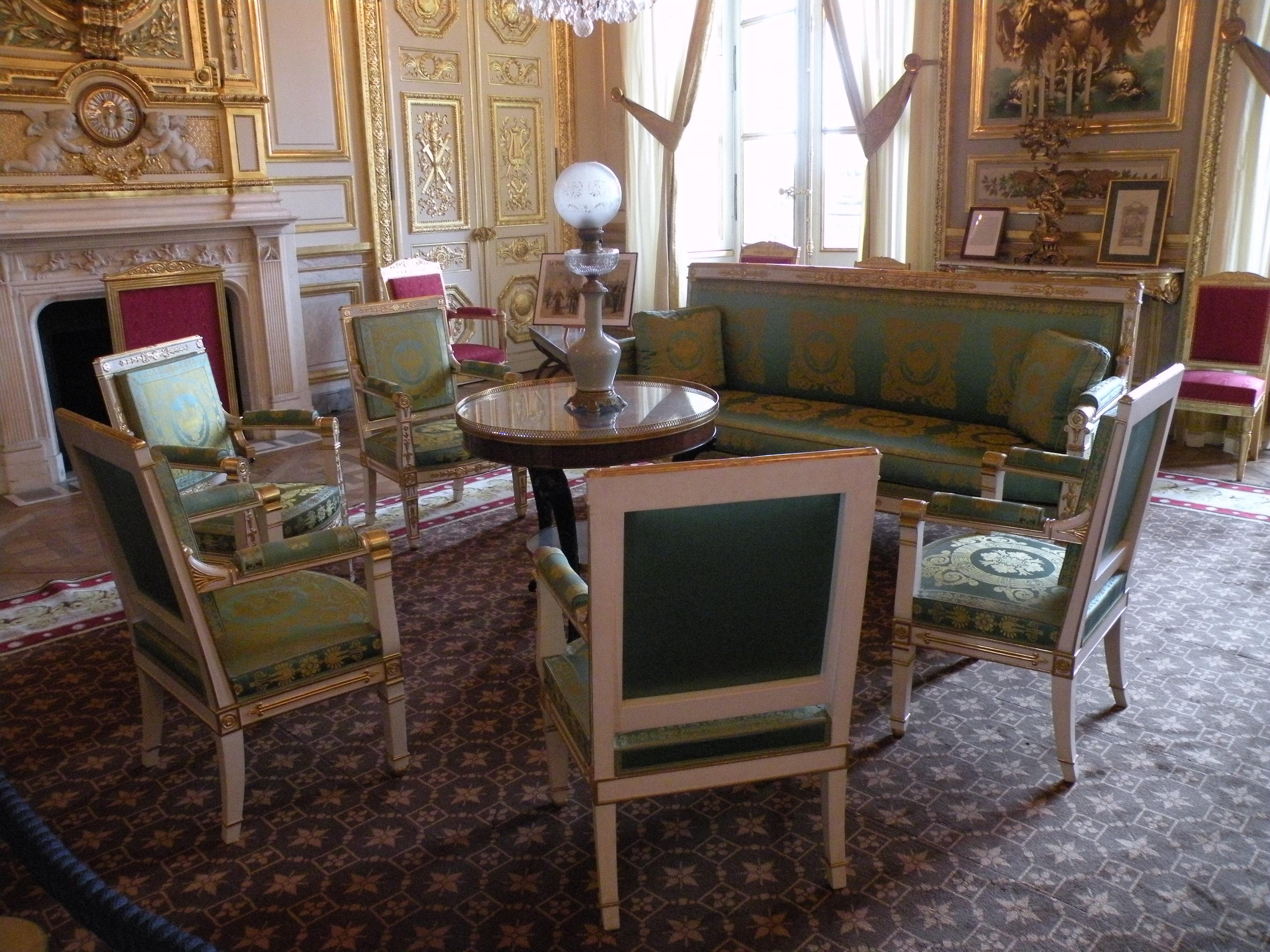 Salle A Manger Paris file:hôtel de la marine (paris) salle a manger d'honneur 9