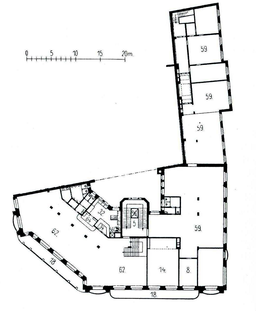 file haus wiener platz 1 ecke prager stra e dresden. Black Bedroom Furniture Sets. Home Design Ideas