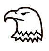 Hawk (an icon of the chess piece) Fairy Version.png