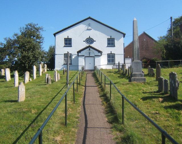 Heathfield Chapel, Punnett's Town, Heathfield, East Sussex (Geograph Image 1276237 06b310c1).jpg