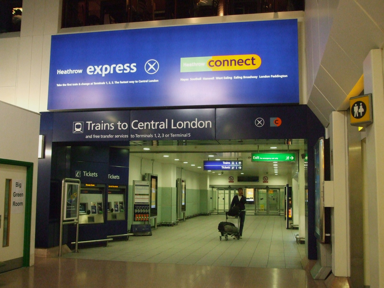 Heathrow Terminal  Short Stay Car Park
