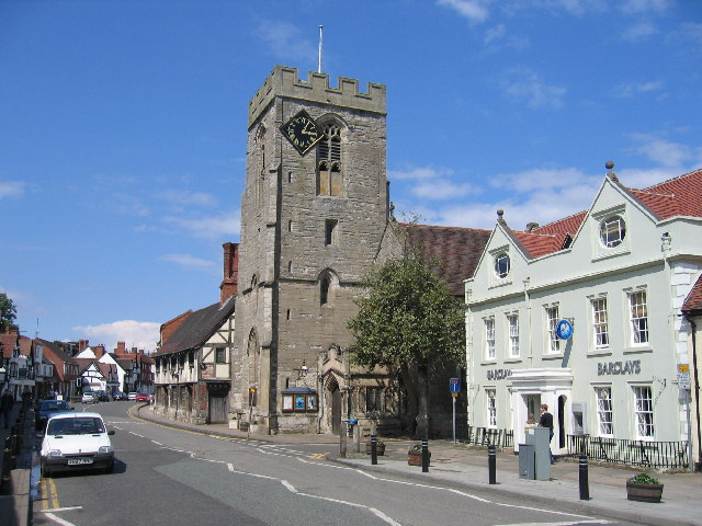 File:Henley-in-Arden - geograph.org.uk -