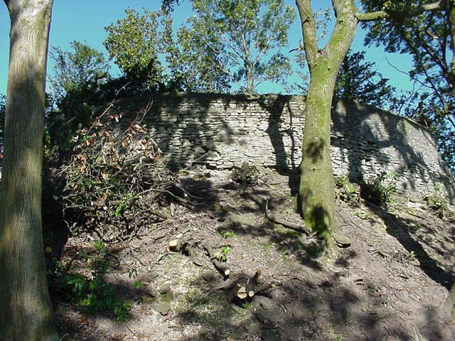 Hill Fort on Craig Ruperra - geograph.org.uk - 90818