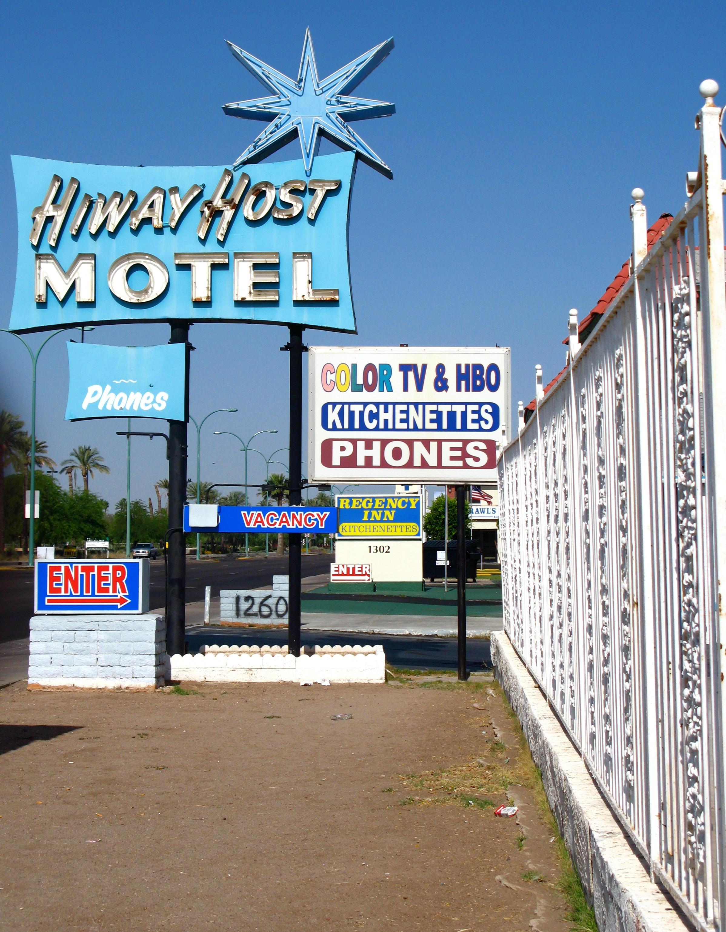 Crazy  Motel Orange Ca