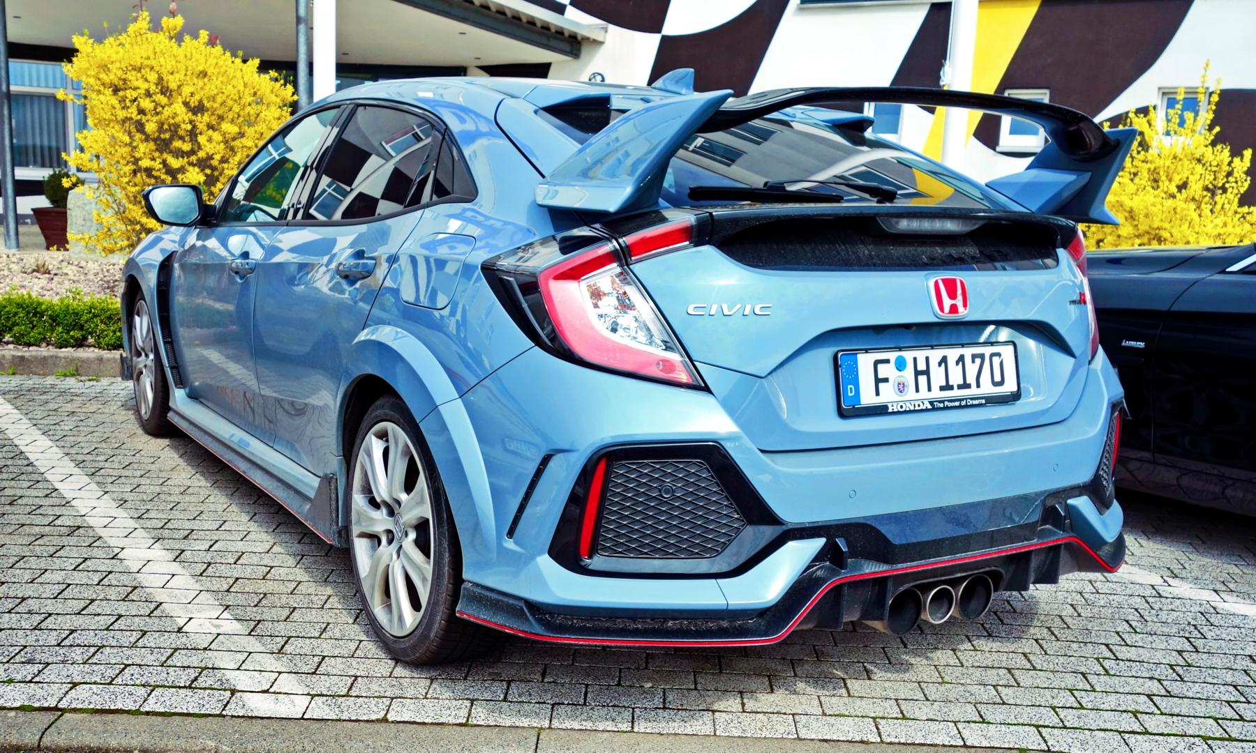 Kekurangan Honda Civic Fk8 Tangguh