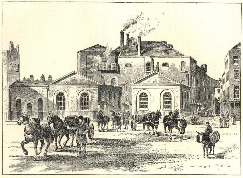 London Beer Flood - Wikipedia