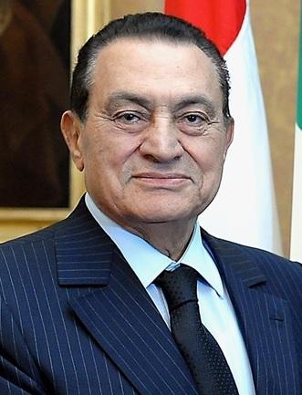Hosni Mubarak 2009