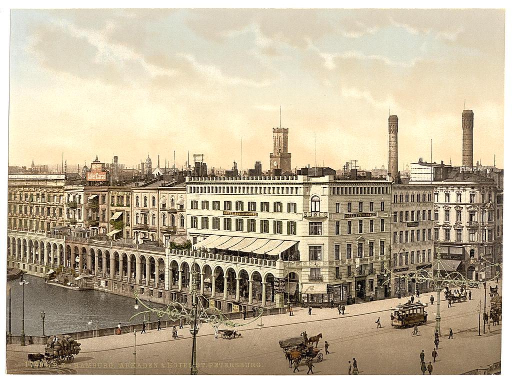 Hamburg Hotel Und Konig Der Lowen