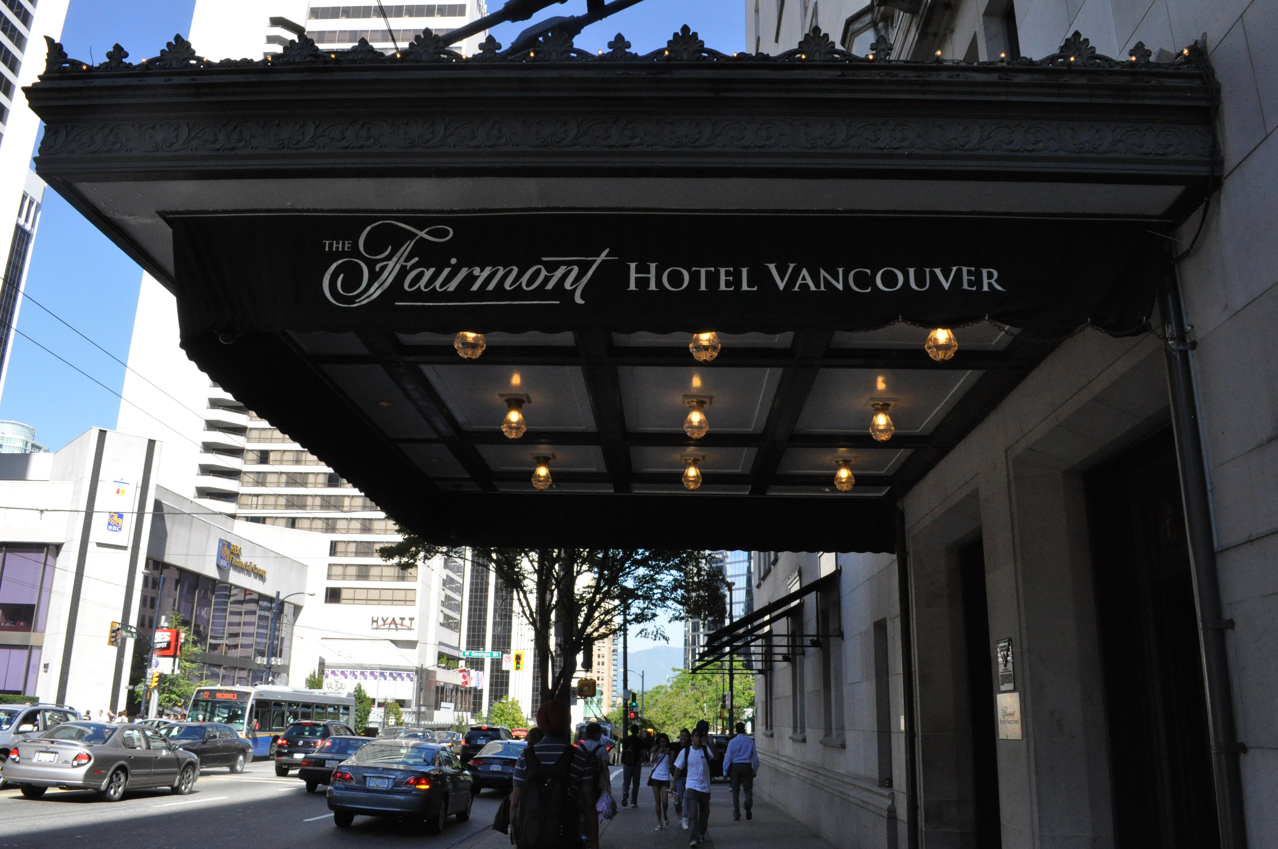 Burrard Street Hotel Vancouver