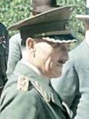 Hugo Cederschiöld Swedish army general