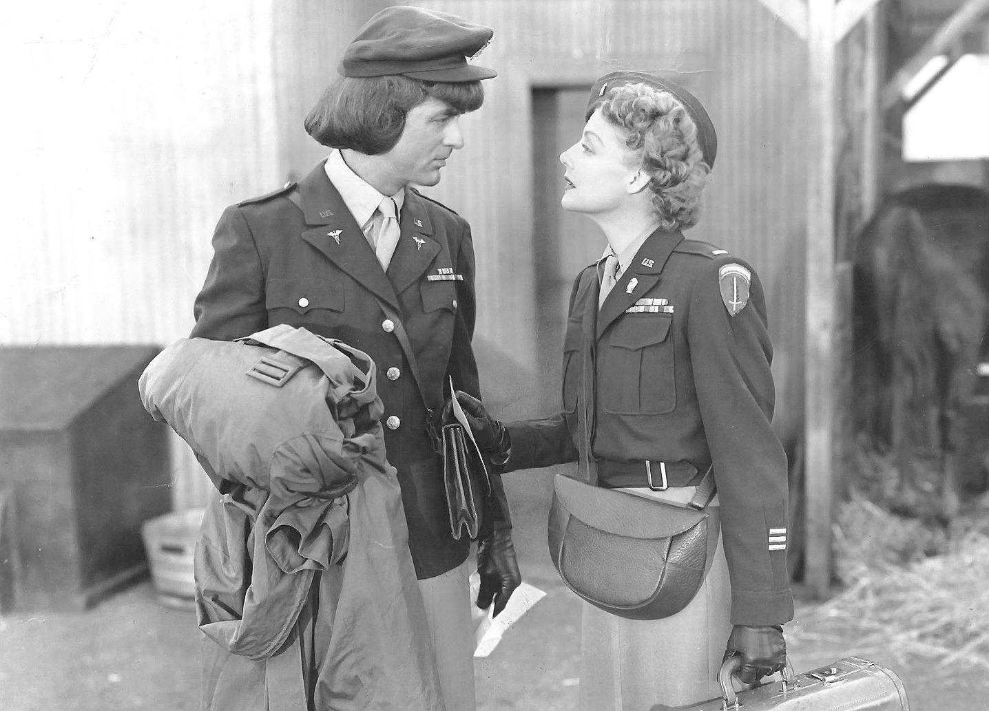 War Movie : I Was a Male War Bride (1949)