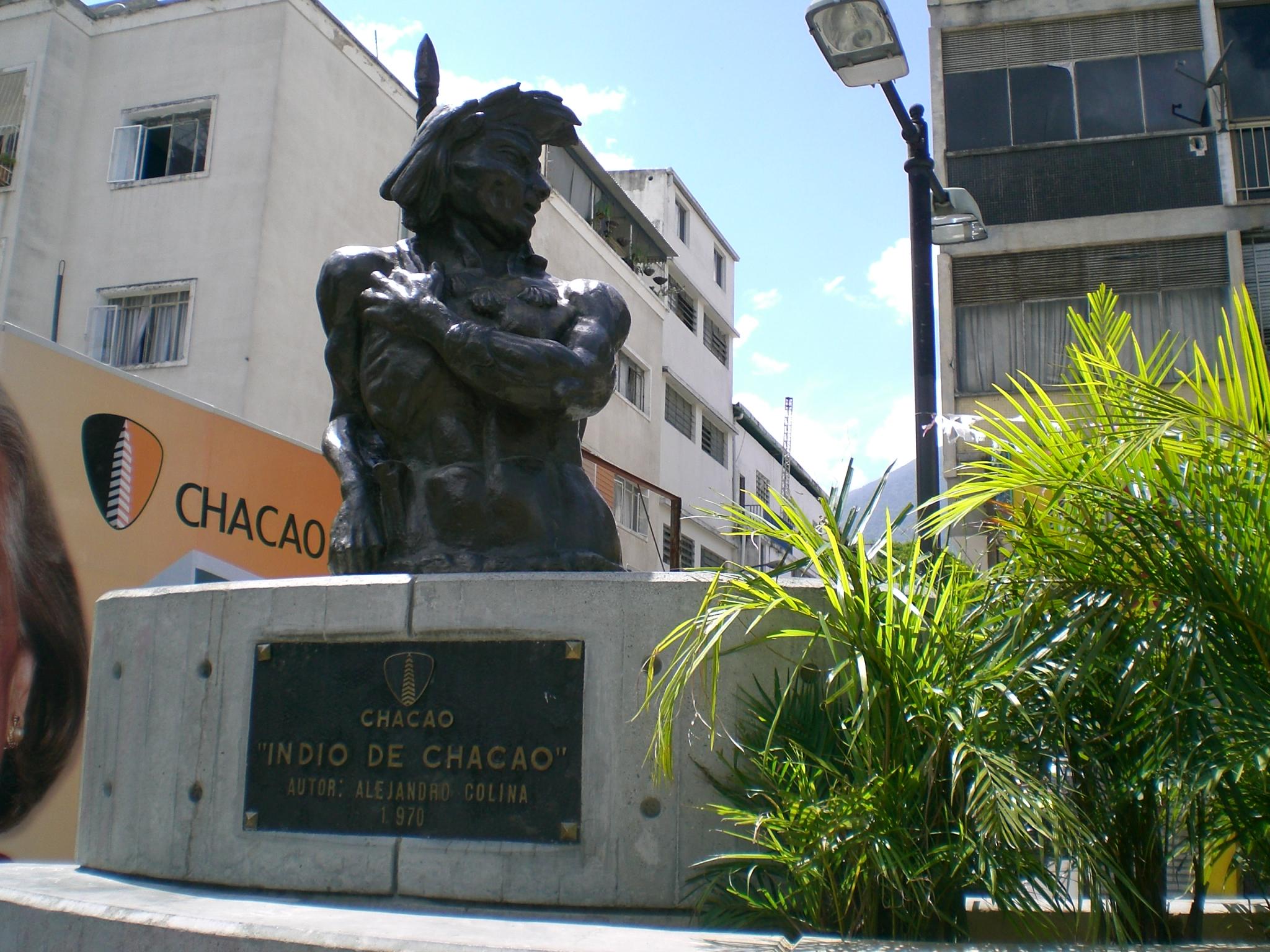 Cacique Chacao Wikipedia La Enciclopedia Libre
