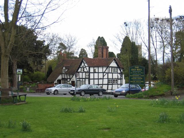 Inkberrow - geograph.org.uk - 3233