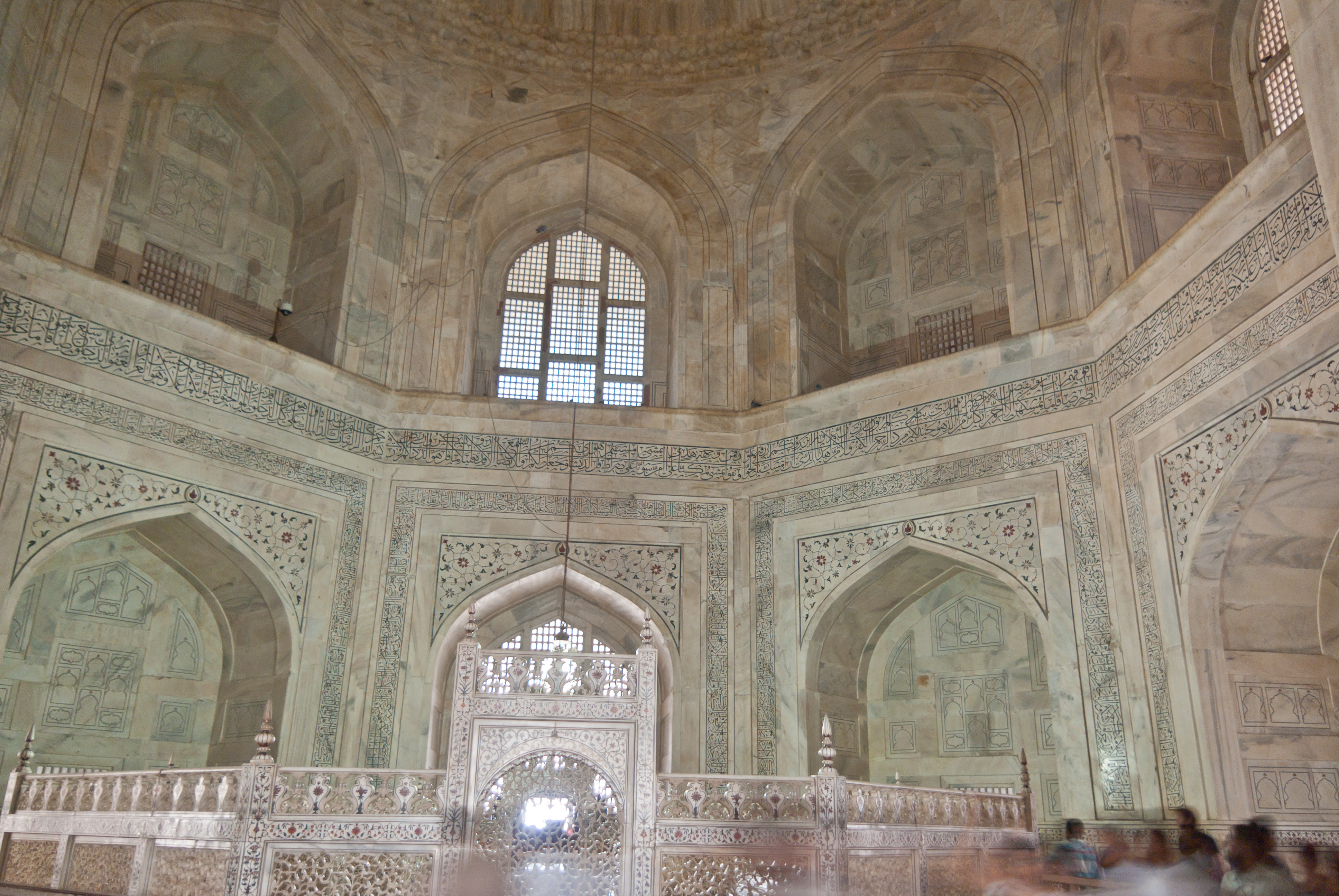 File interior of the taj mahal wikimedia commons - Intiriror picture ...