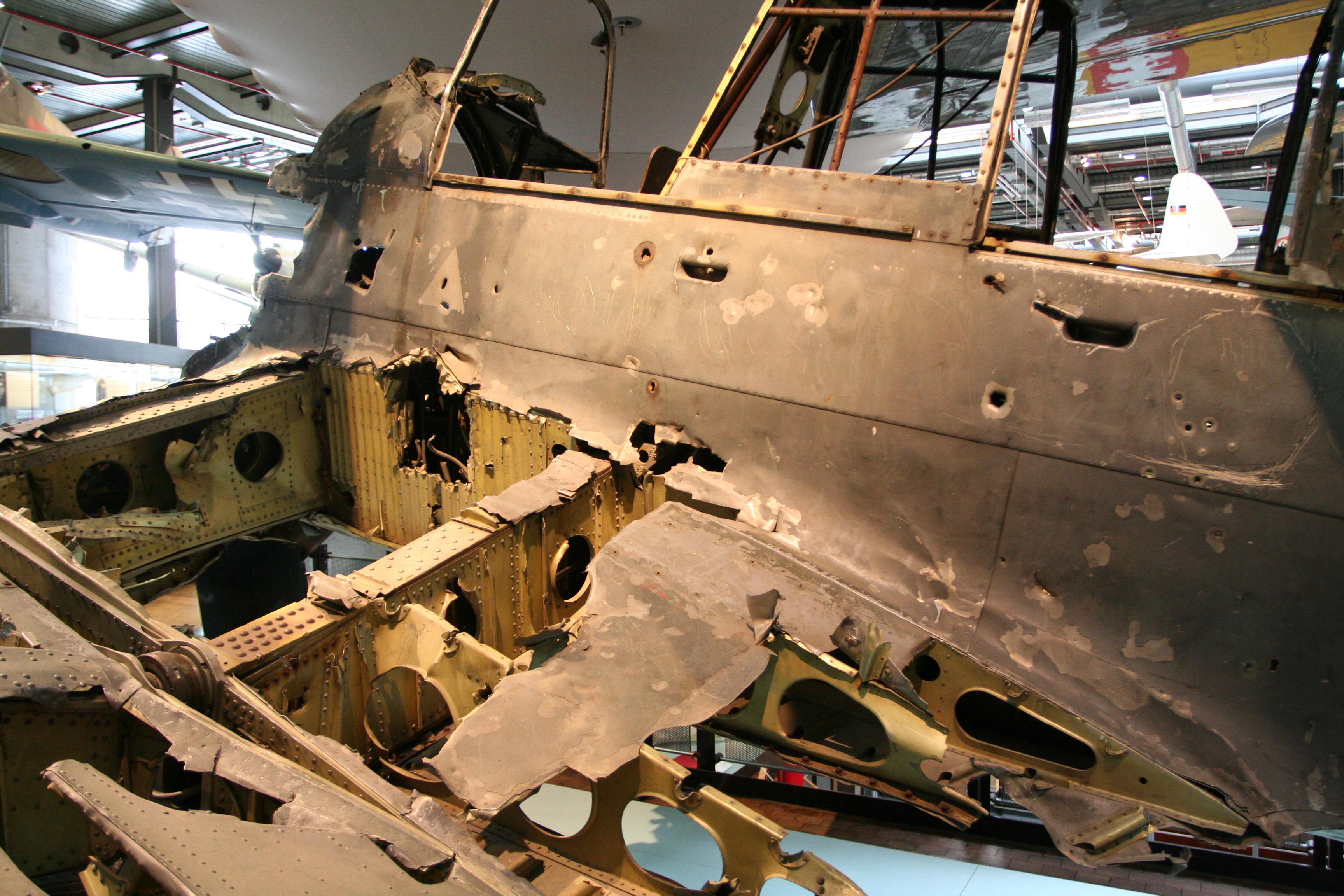 Aviones Wrecks