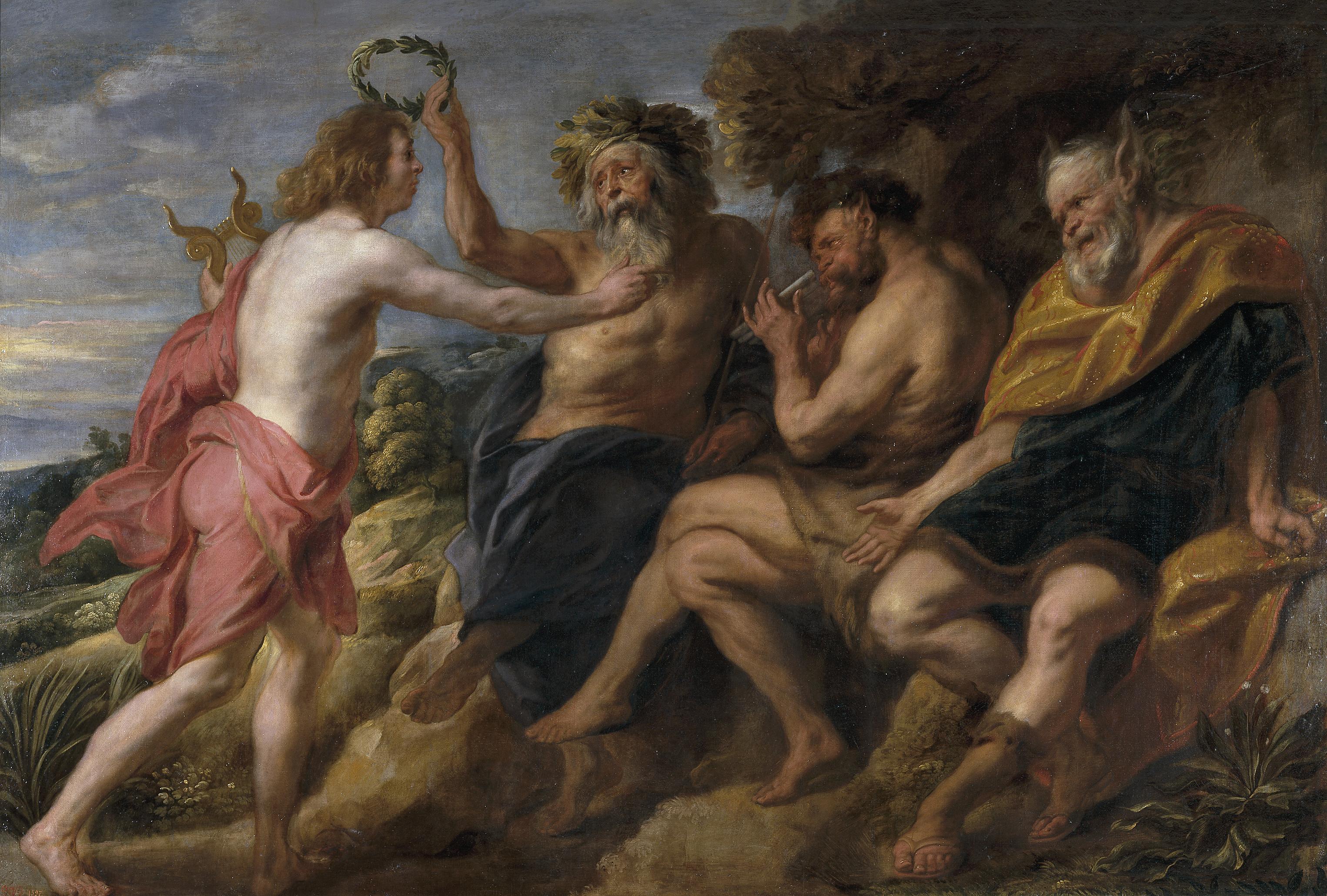 Rubens Metamorphosis