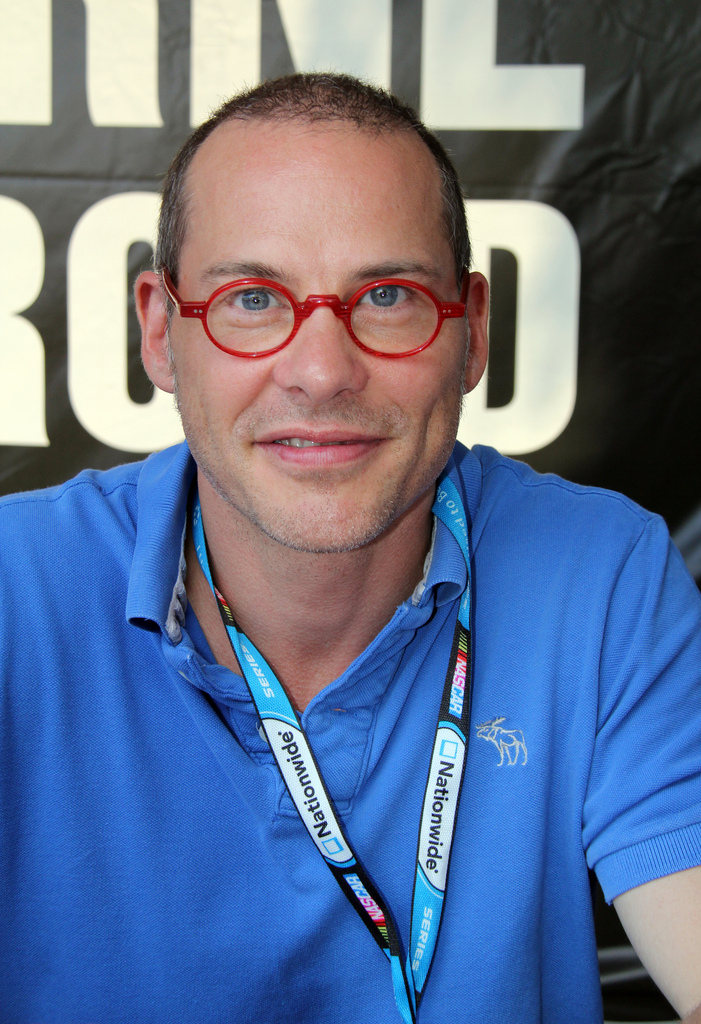 Jacques Villeneuve August on Toyota Parts