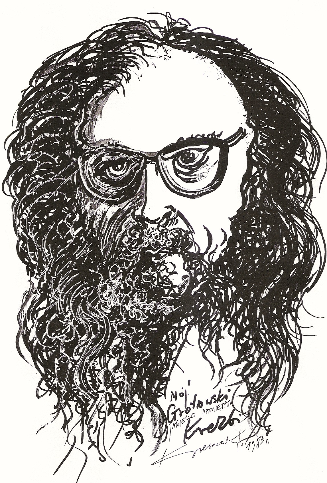 a biography of jerzy marian grotowski from poland Jerzy grotwski essays jerzy marian grotowski was brought into the world on august 11th 1931 in rzeszow, poland, to his father, a forest ranger, and his mother, who was a teacher.