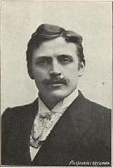 Johan Fahlstrøm Norwegian actor