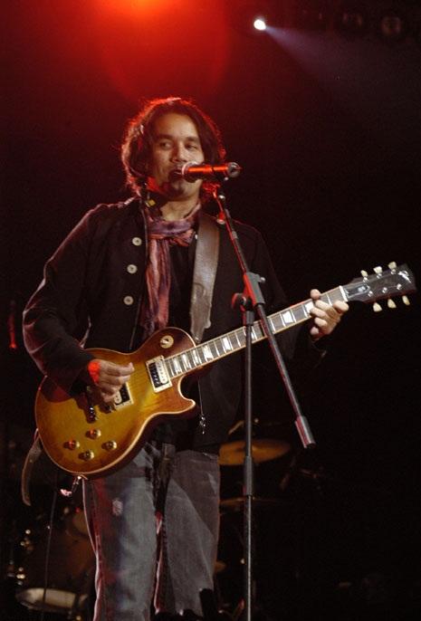 Jorge Villamizar en Guatemala (2009).