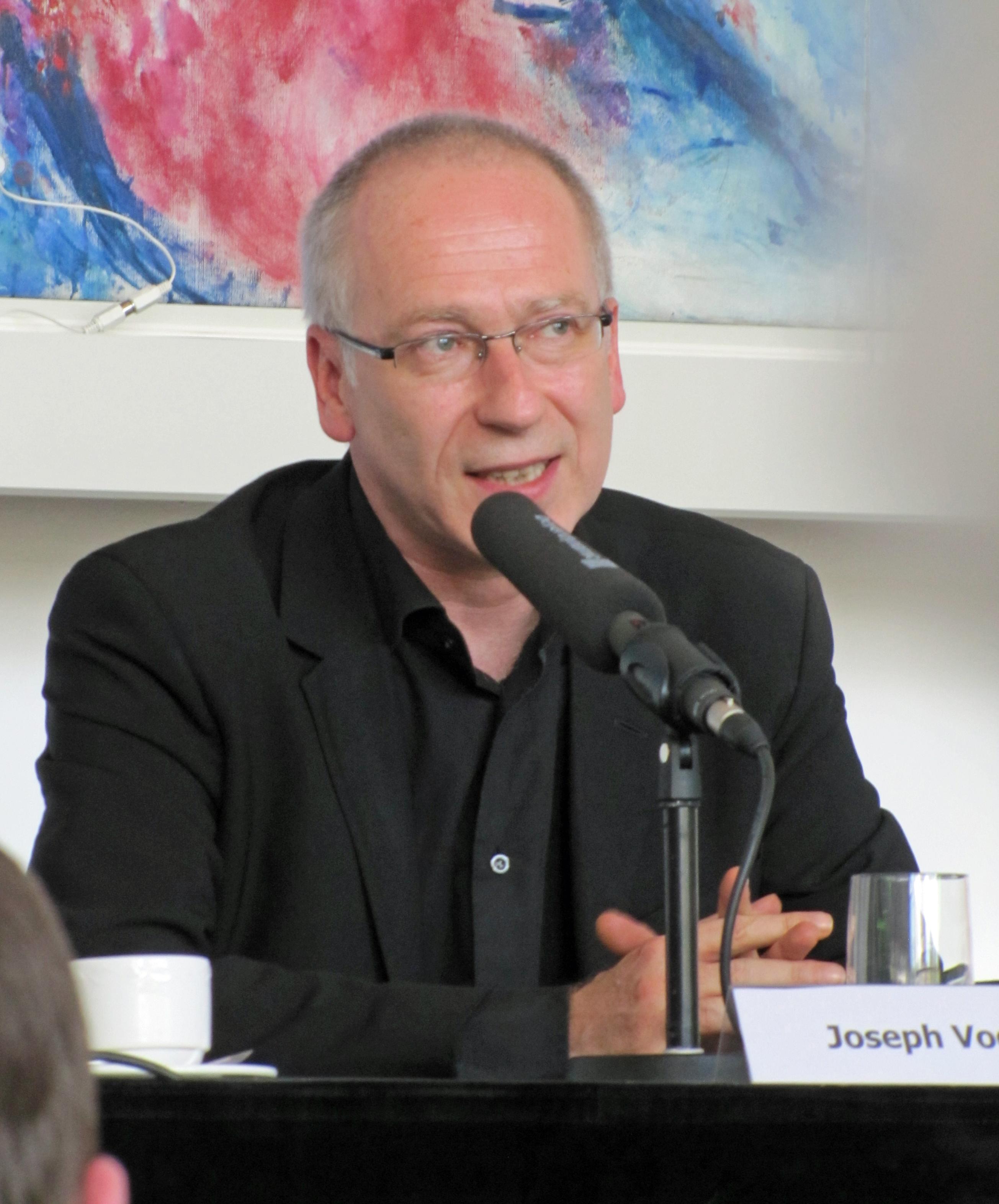Vogl in 2012.