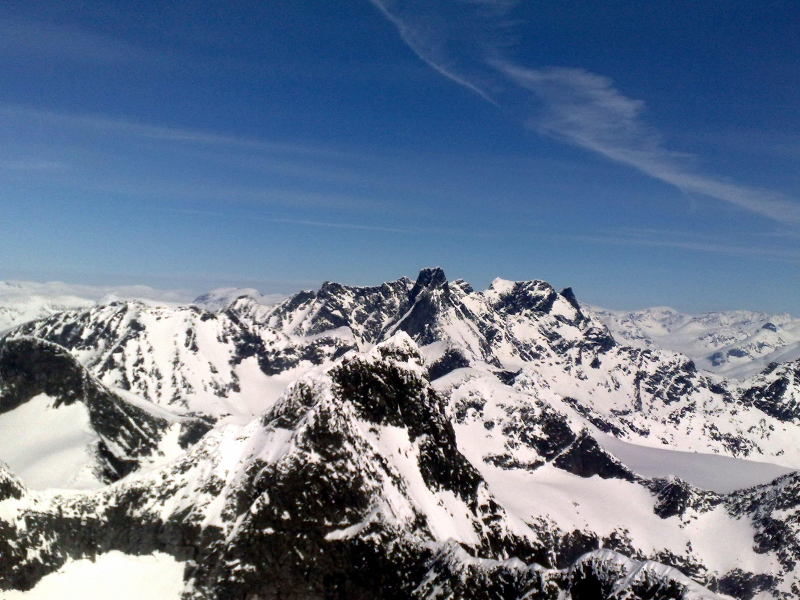 fjelltopp kryssord