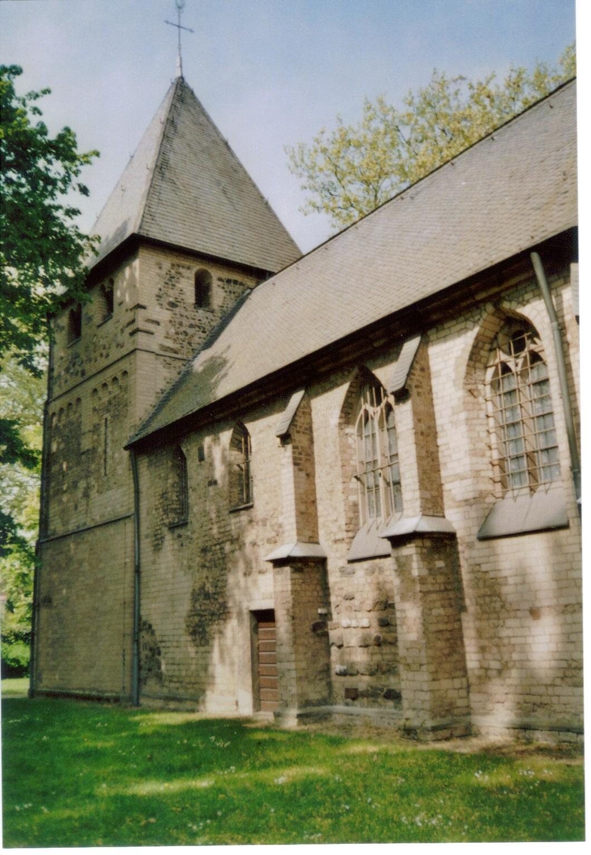 Datei:Köln-Niehl, Niehler Dömchen, Kirche.jpg - Wikipedia