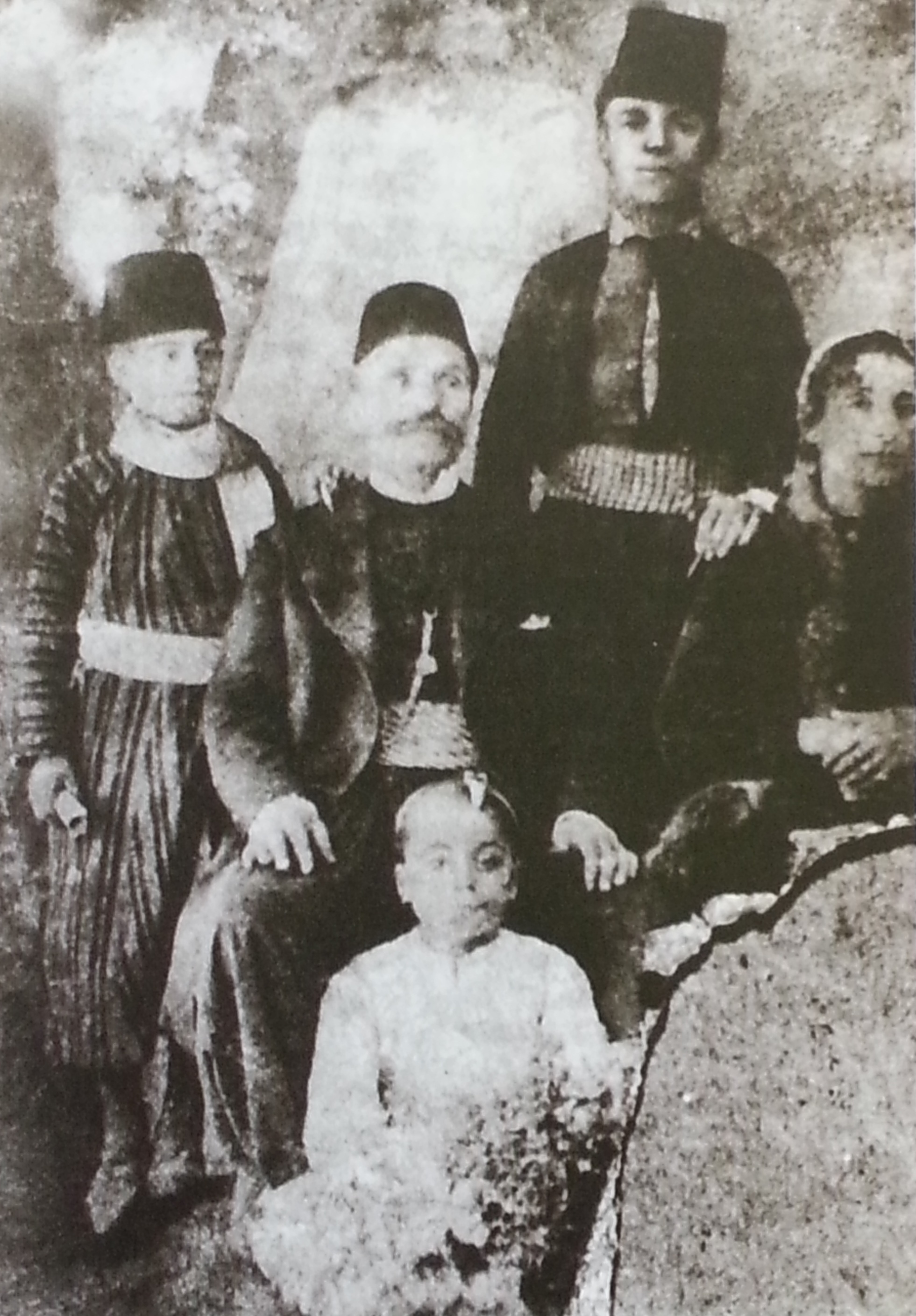 Ottoman Empire Paintings File:Khalil Gibran Fam...