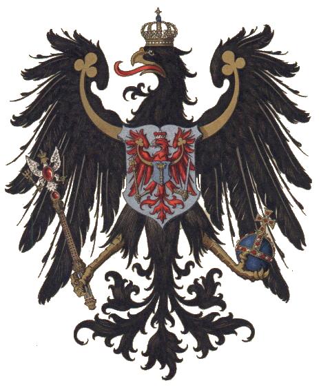 Description Kleines Wappen Preu&223ische Provinzen  Brandenburgpng