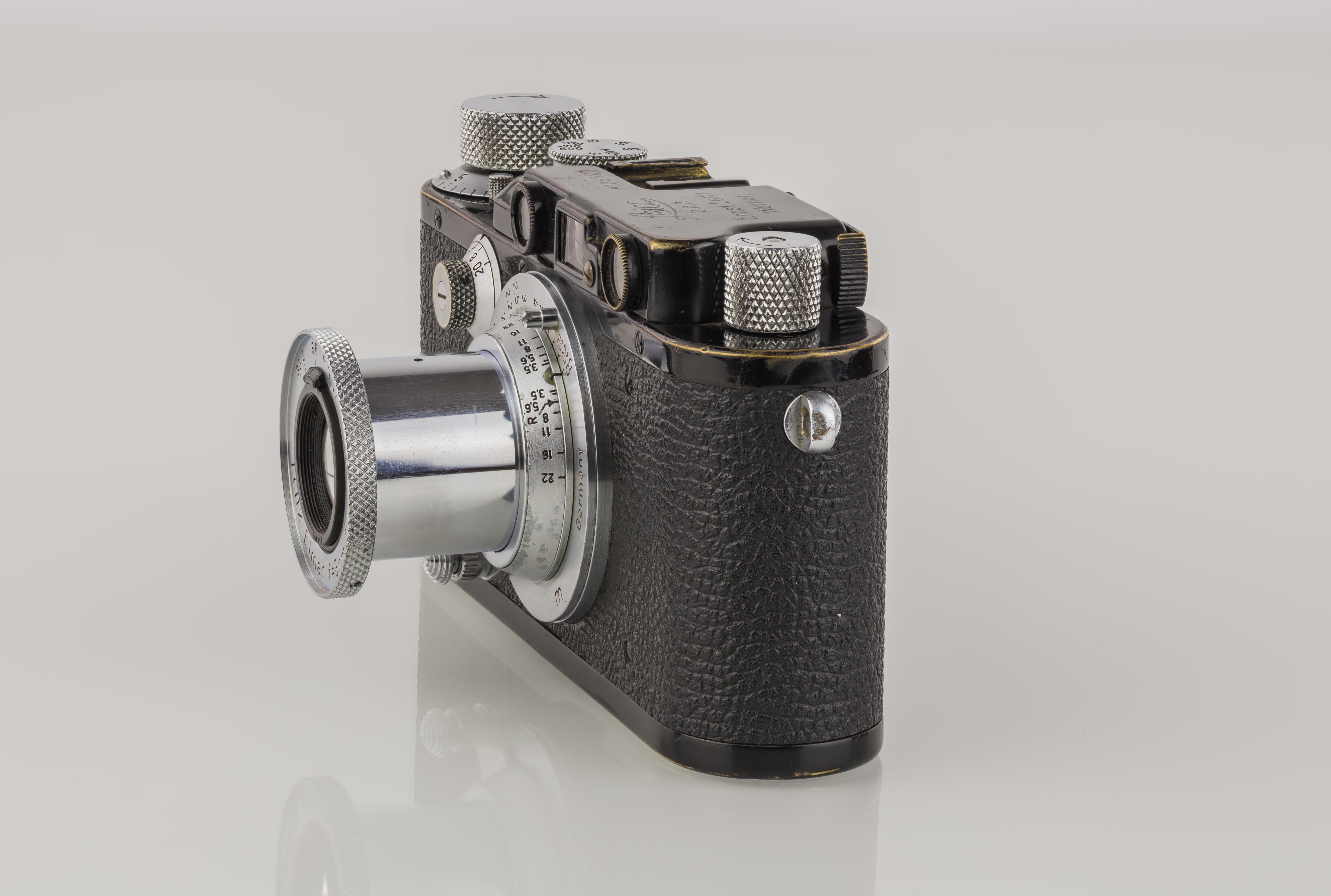 Filelei0221 199 Leica Iii Schwarz Umbau Von I Sn 25629 1930 Model Ford Electrical Wiring