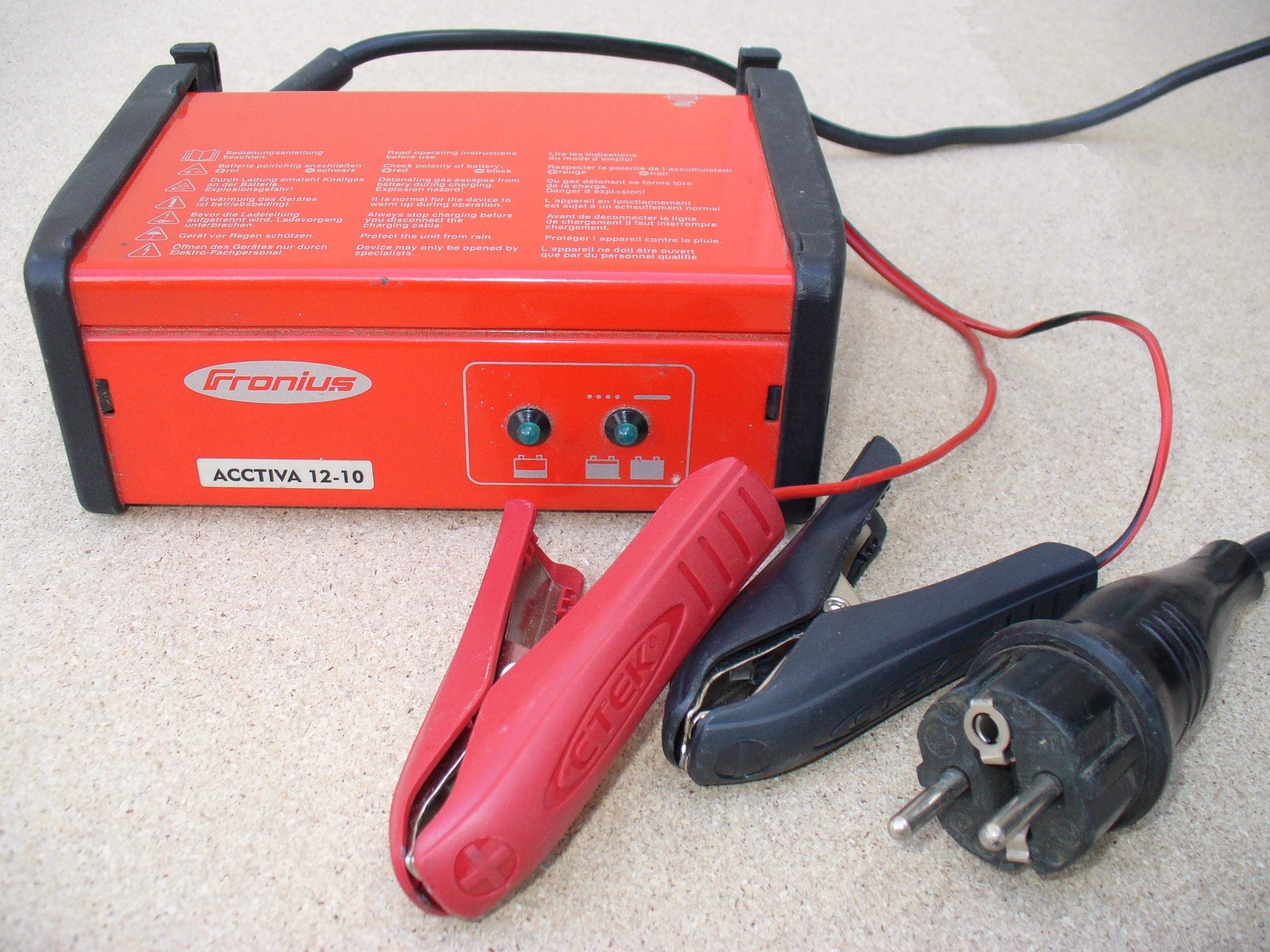 зарядное устройство википедия