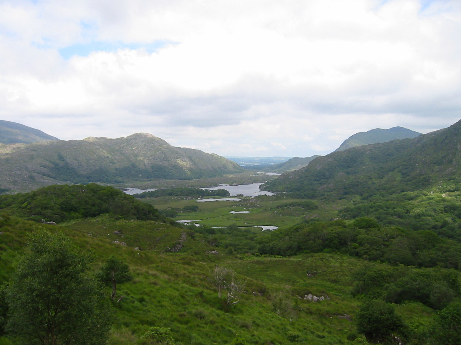 The Lakes of Killarney, County Kerry, Ireland
