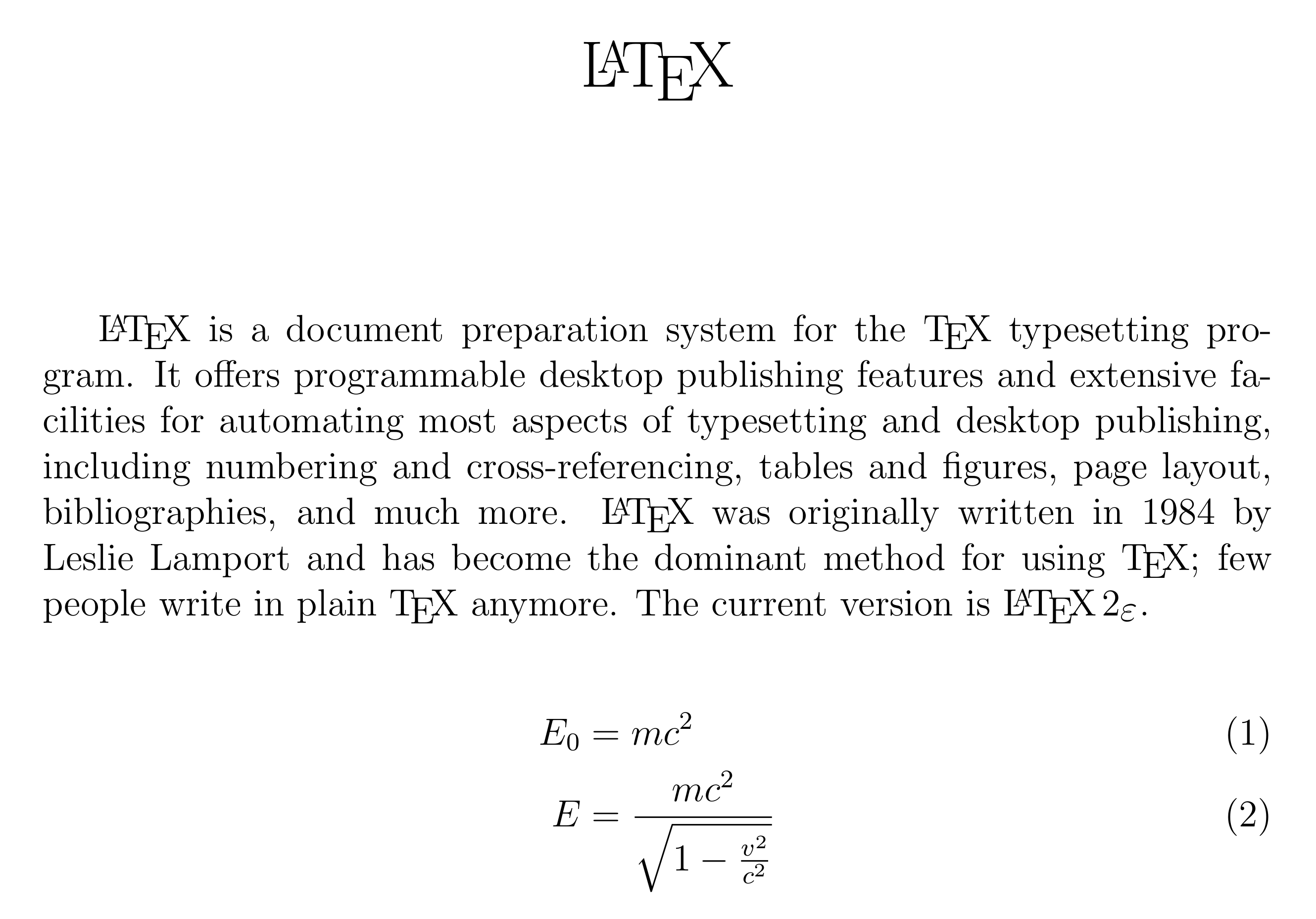 latex wikipedia