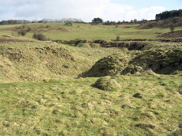 Lead Mine top of Velvet Bottom - geograph.org.uk - 1204673