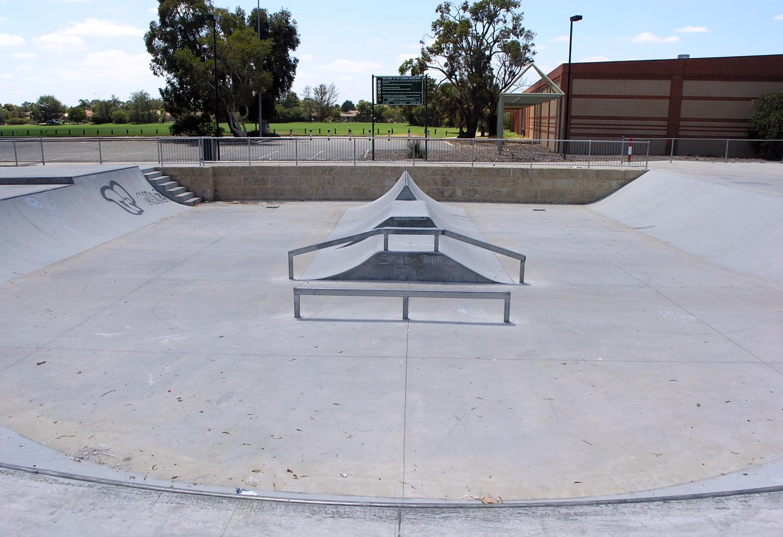 Skateboarding Parks