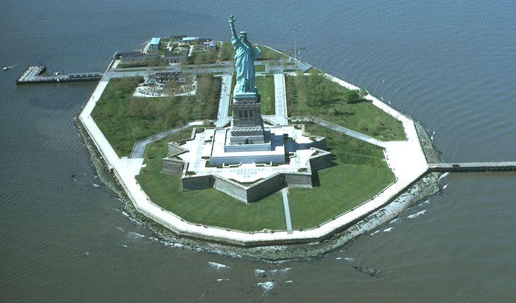 пенетрон и статуя свободы