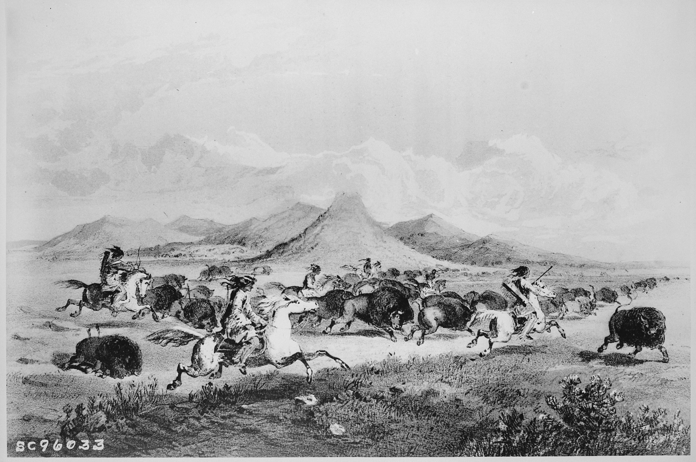Arapaho Indians Food