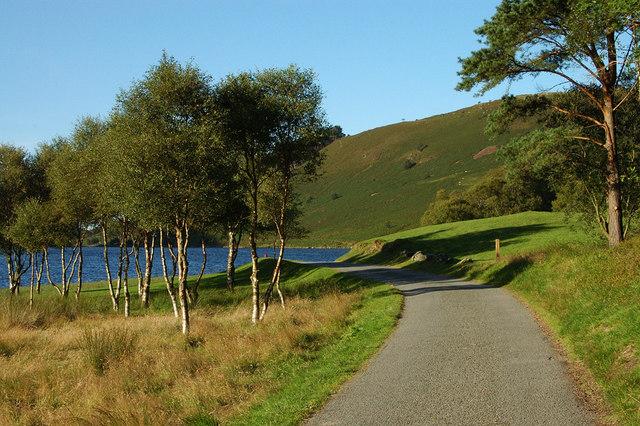 Llyn Geirionydd - geograph.org.uk - 776304
