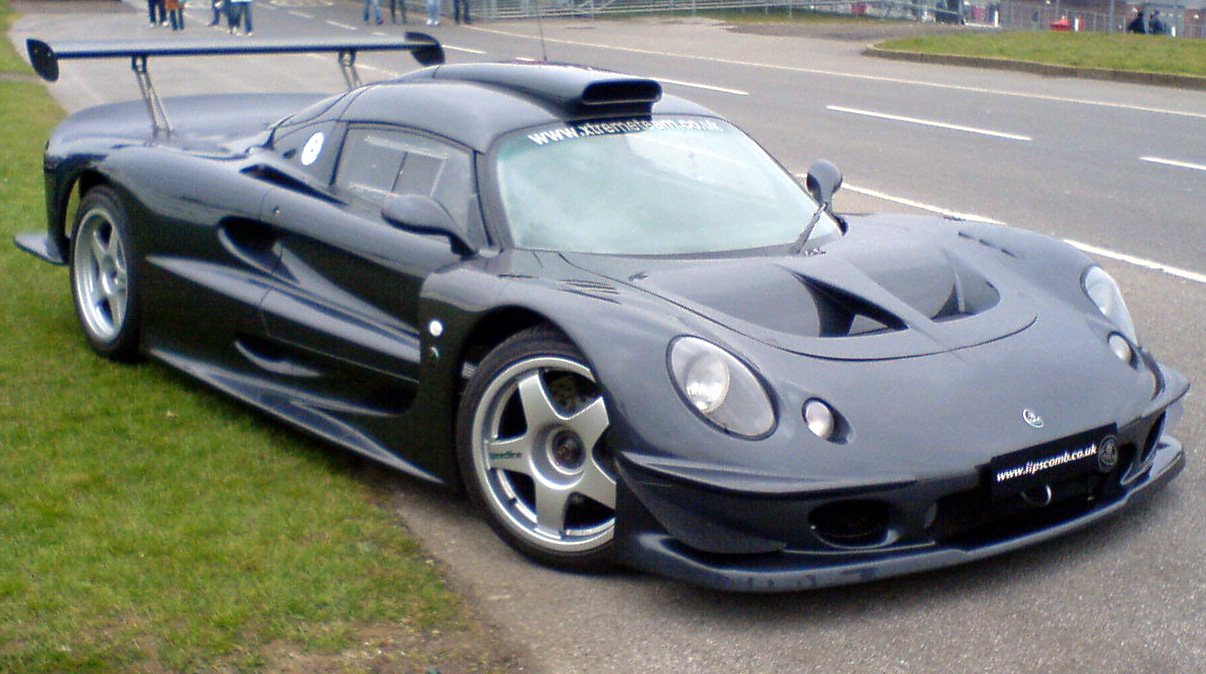 Lotus Elise GT1 (1997) - Racing Cars