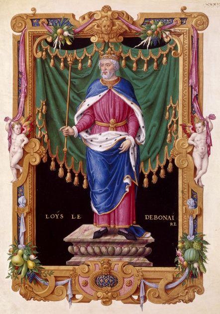 Louis Ier le Pieux ou le D%C3%A9bonnaire
