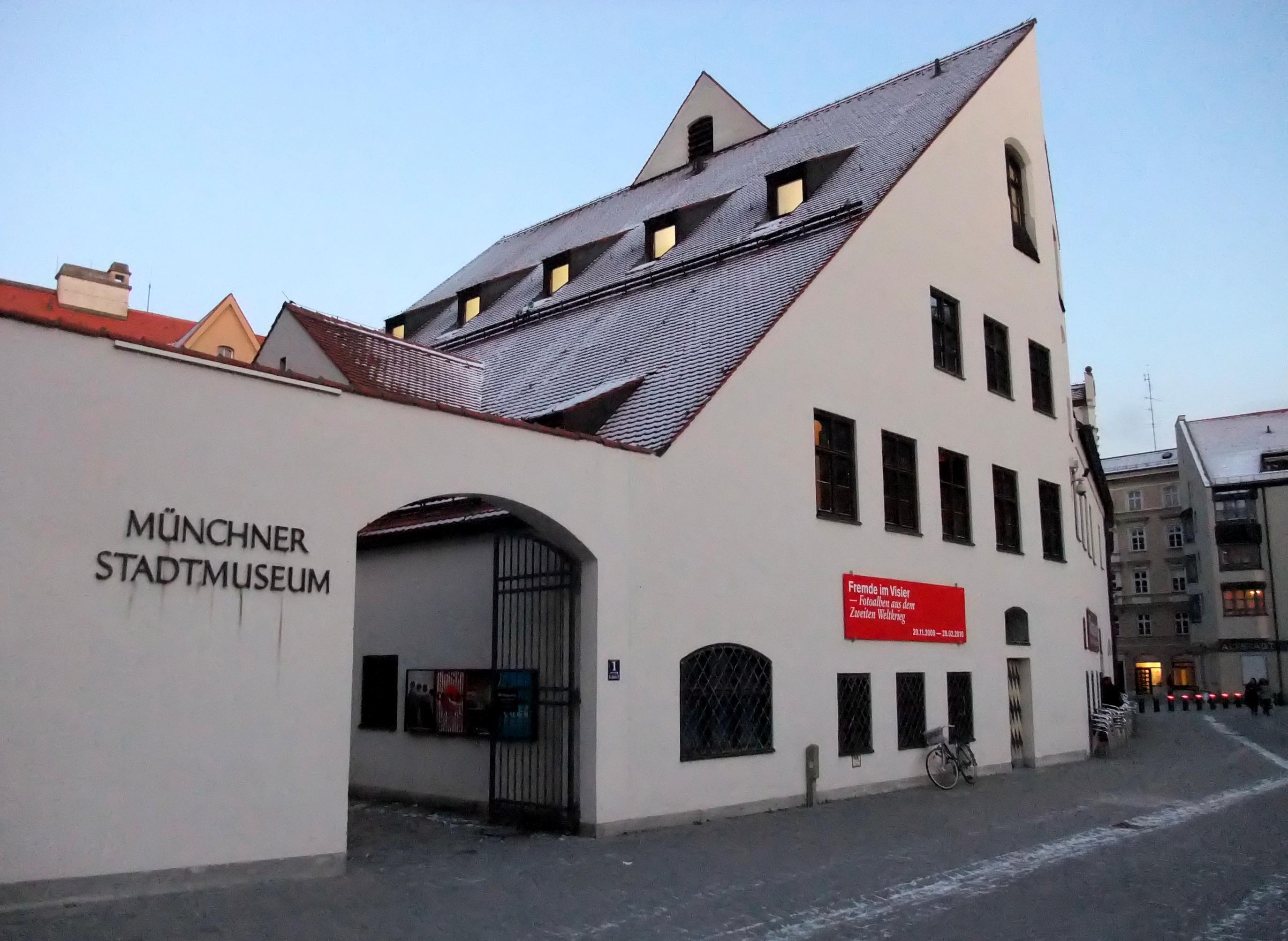 نتيجة بحث الصور عن متحف مدينة ميونخ