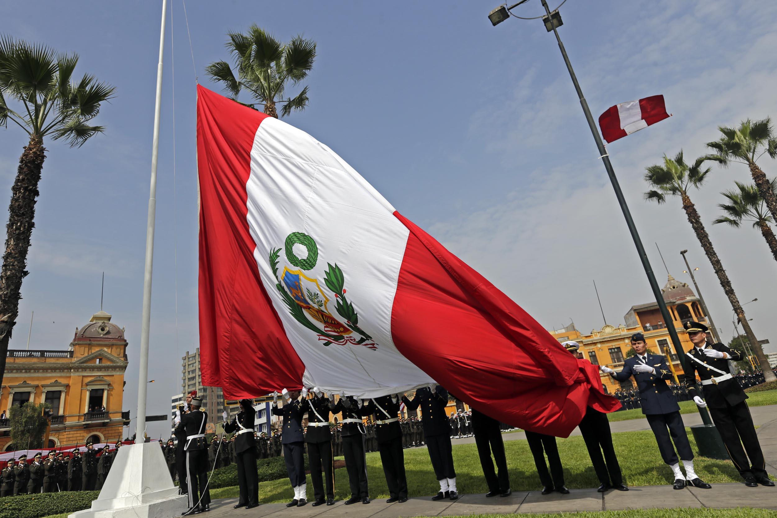 Marcha de banderas - Wikipedia, la enciclopedia libre