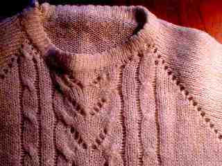 Sweater Knitting Pattern Spindling.com