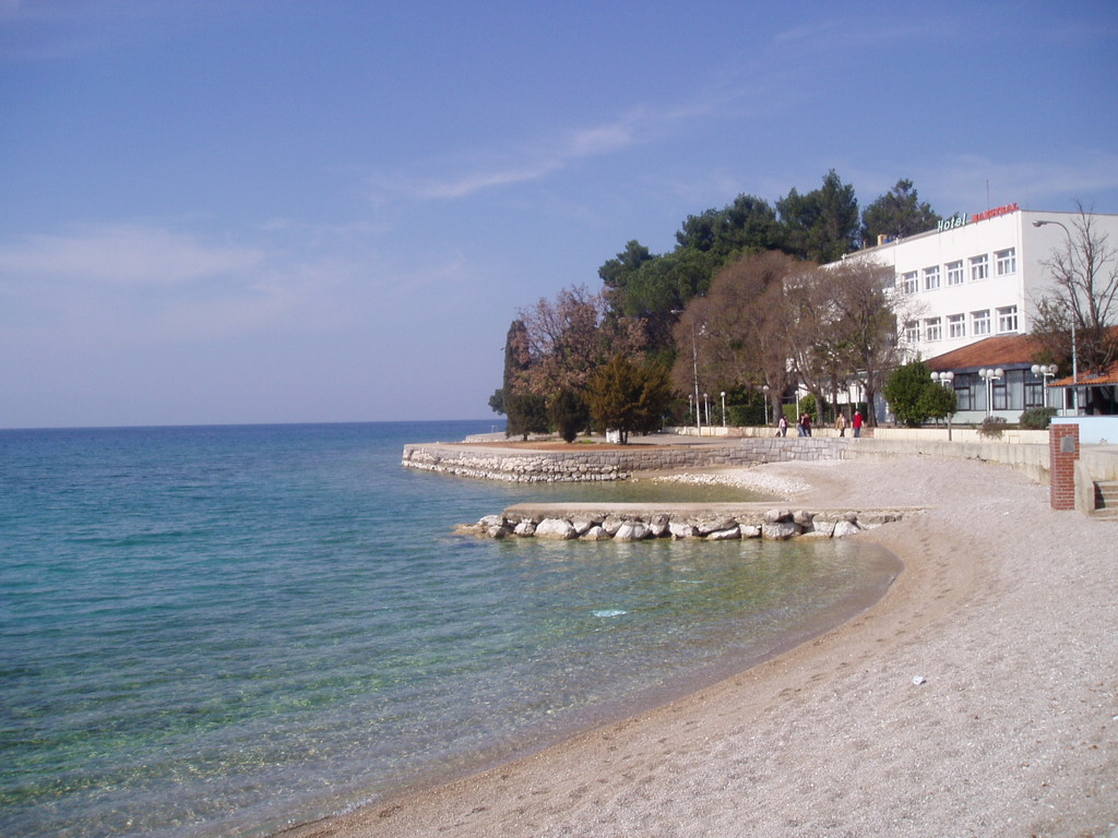 Malinska Beach
