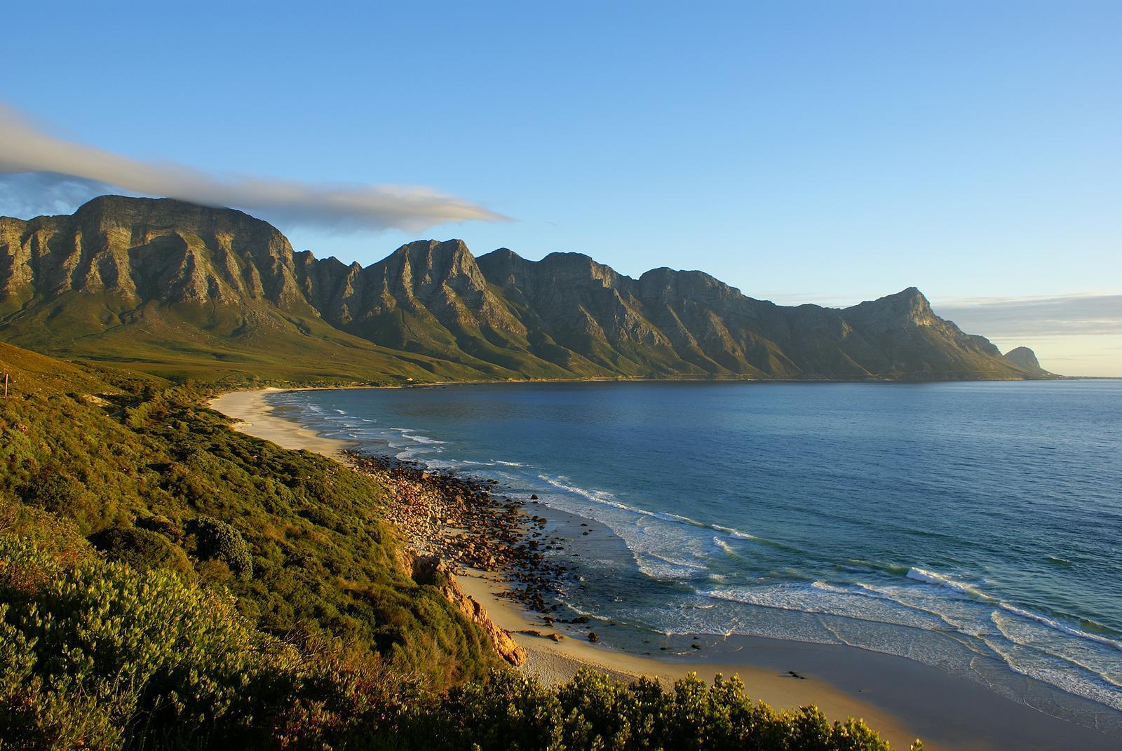 Datei magic sunset on rooi els coastal road south africa for Landscape sa