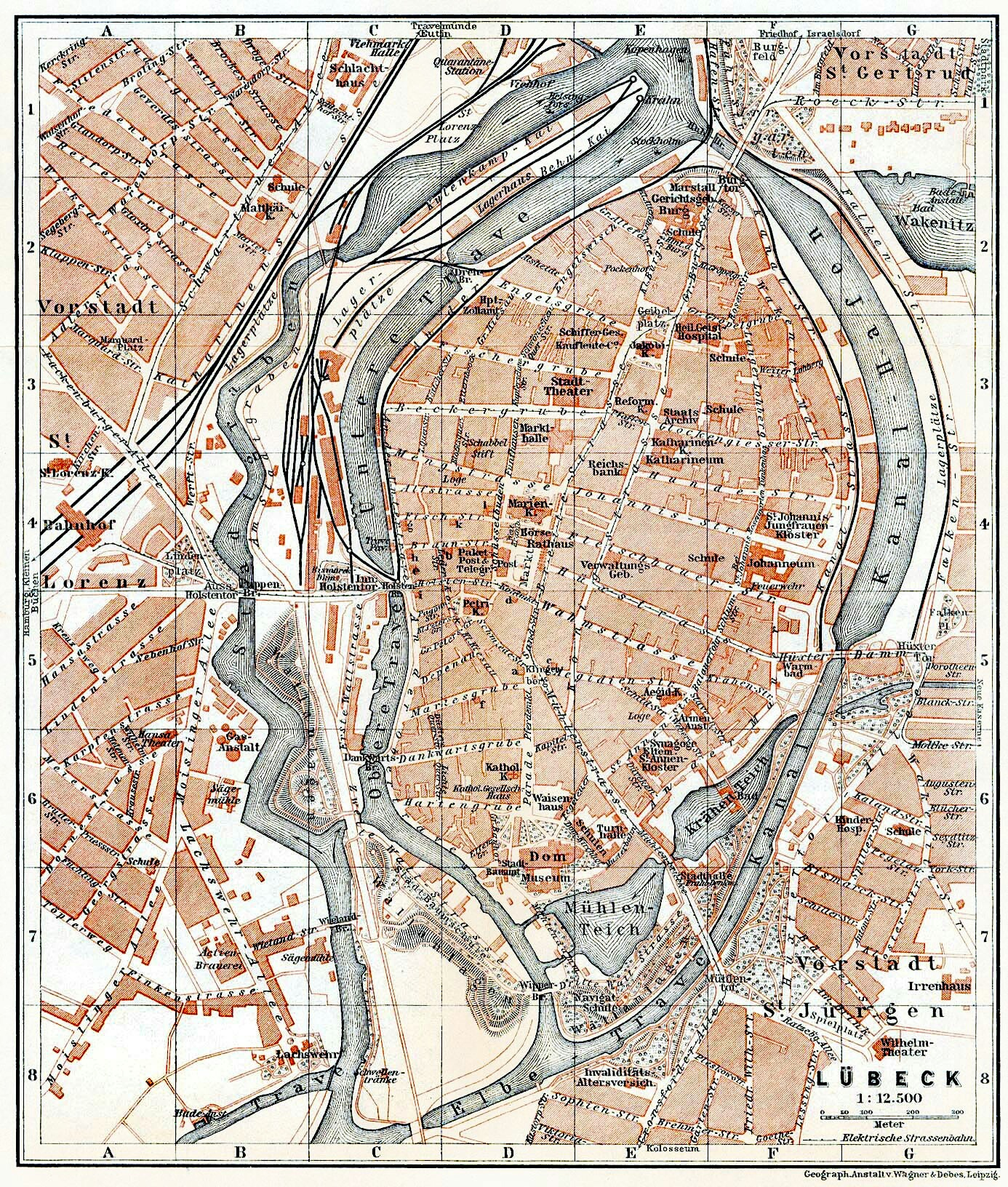 FileMap lubeck 1910jpg Wikimedia Commons